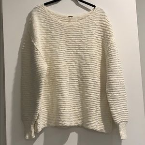 Free People Pullover Knit Sweater